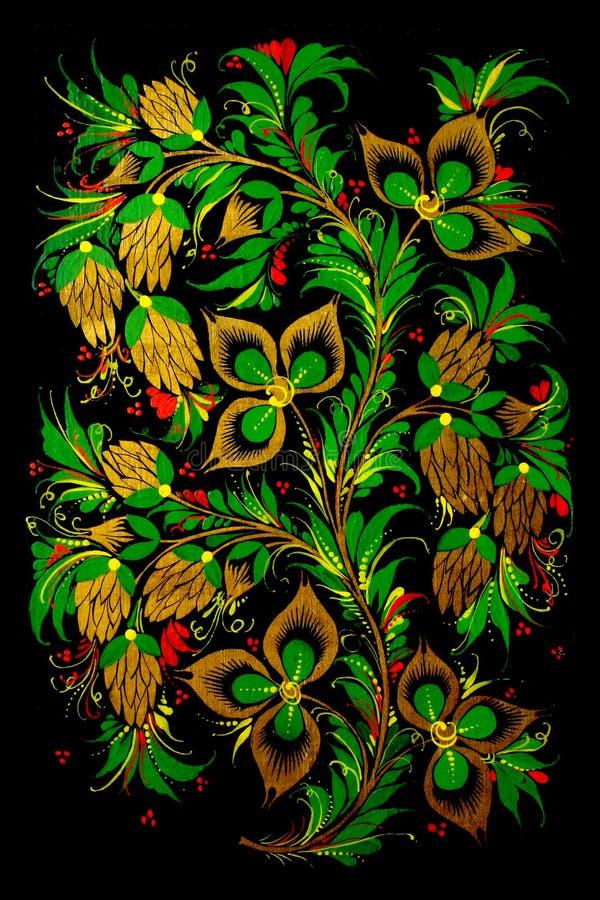 русский искусства фольклорный стоковые изображения rf
