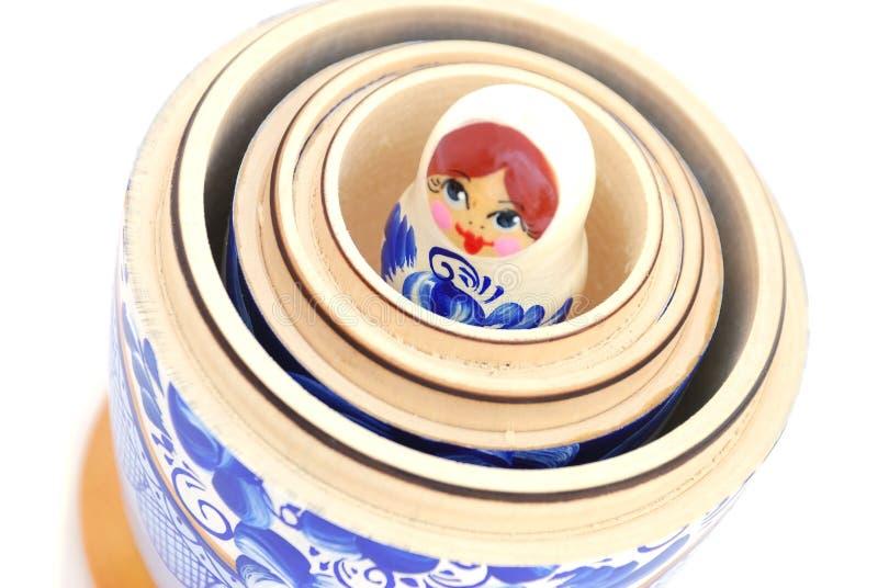 русский куклы стоковое фото