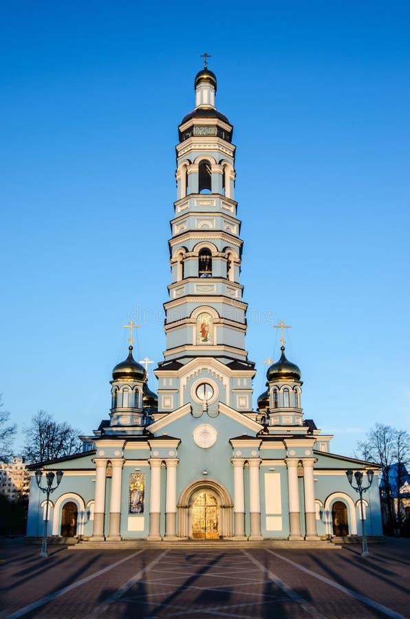русский христианской церков стоковые изображения rf