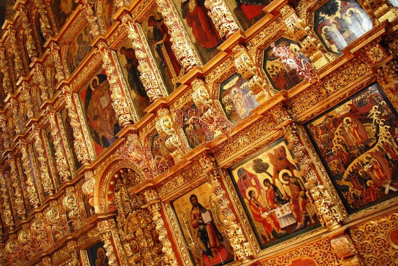 русский церков правоверный стоковые фотографии rf