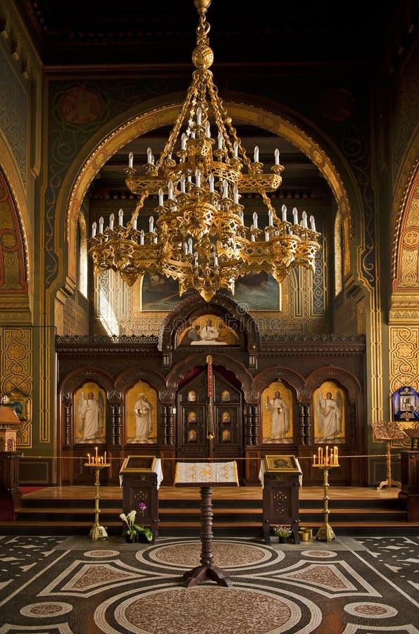 русский церков стоковые изображения rf