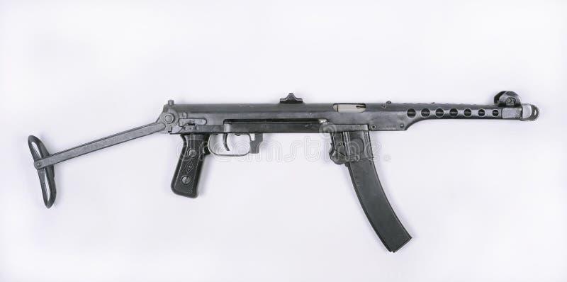русский 1943 pps машины пушки стоковые фотографии rf