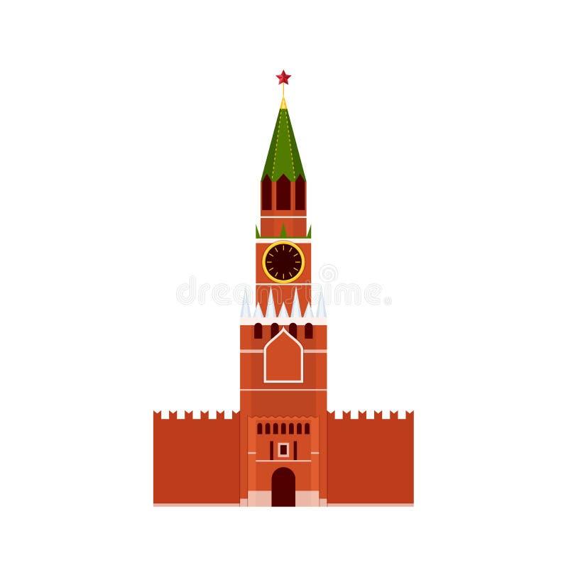 русский kremlin зодчество традиционное Русская культура, ориентир ориентиры и символы иллюстрация штока