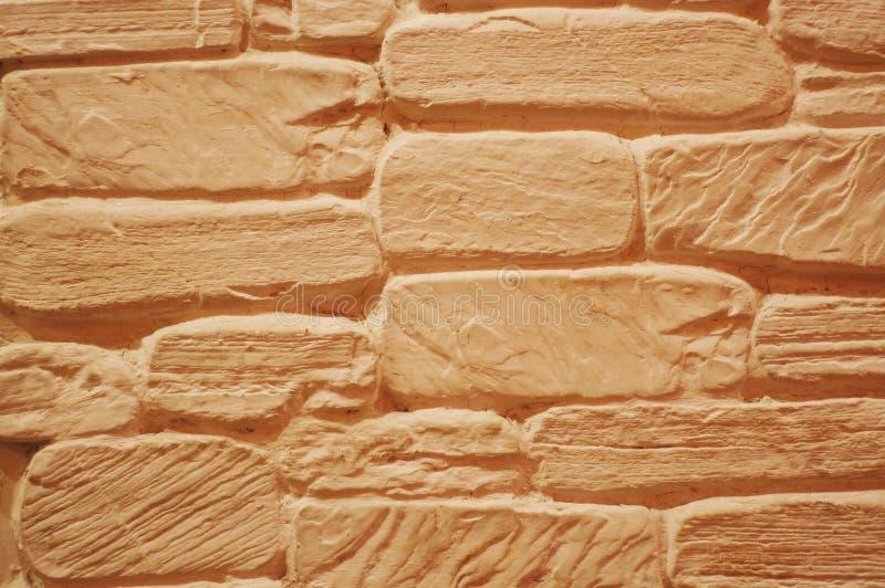 Русый твердый каменщик стены или пола с аранжированным случайным стоковое изображение