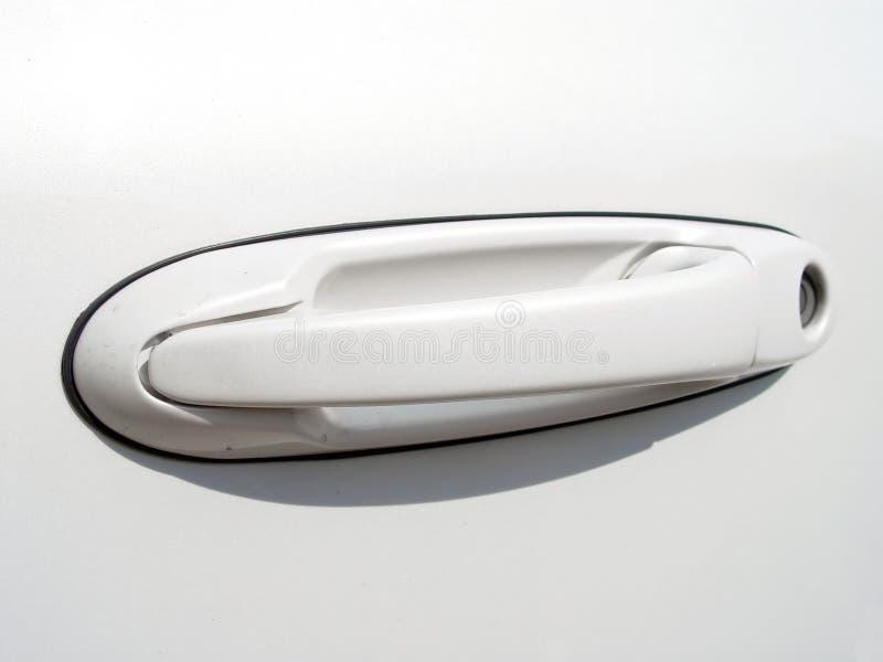 ручка двери автомобиля Стоковая Фотография RF