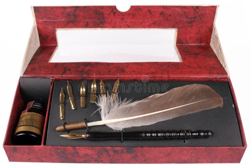 Ручка пера стоковые изображения