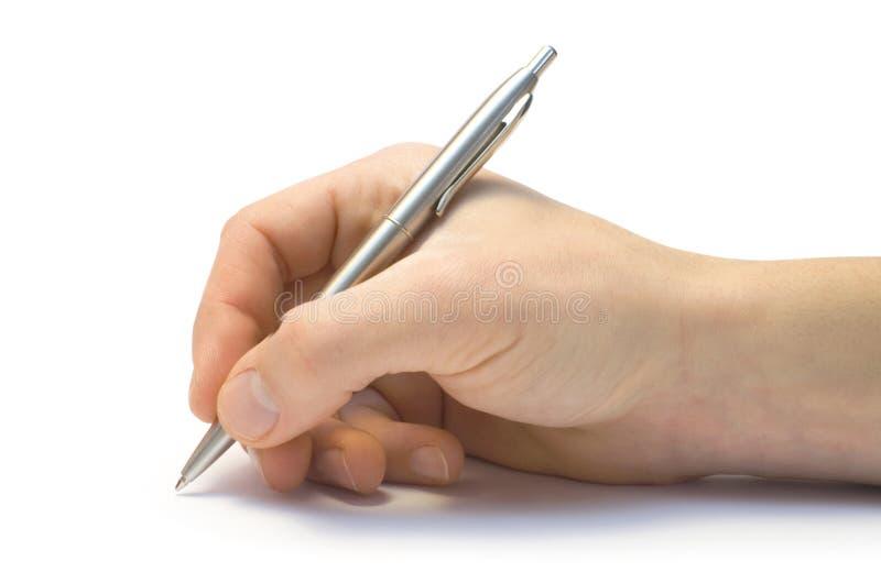 ручка руки стоковое изображение