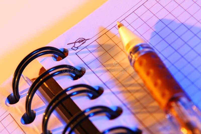 ручка руководства стоковая фотография