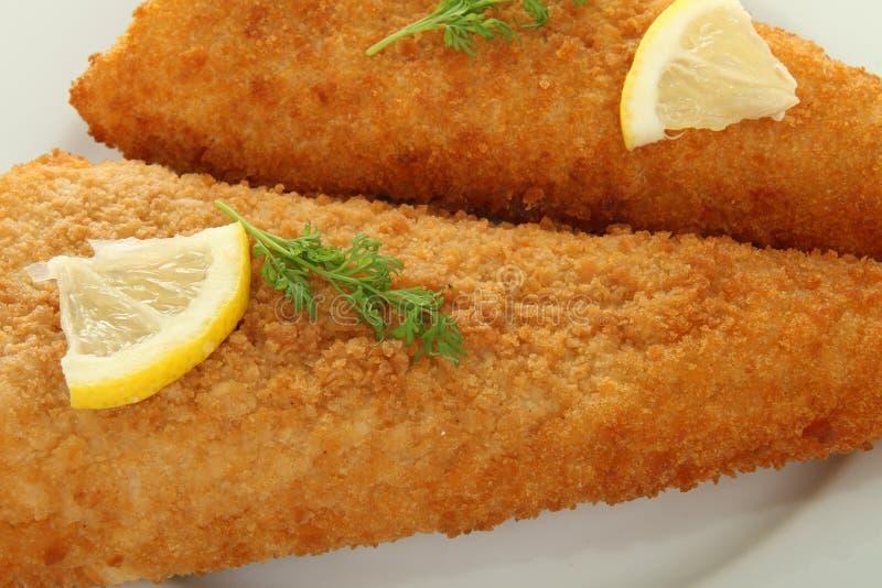 ручка рыб стоковое фото