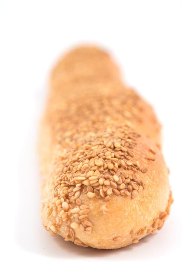 Ручка хлеба сезама Koulouri стоковые фото