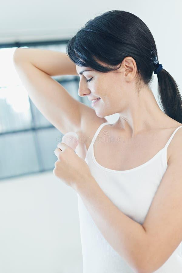 ручка deodorant стоковая фотография rf