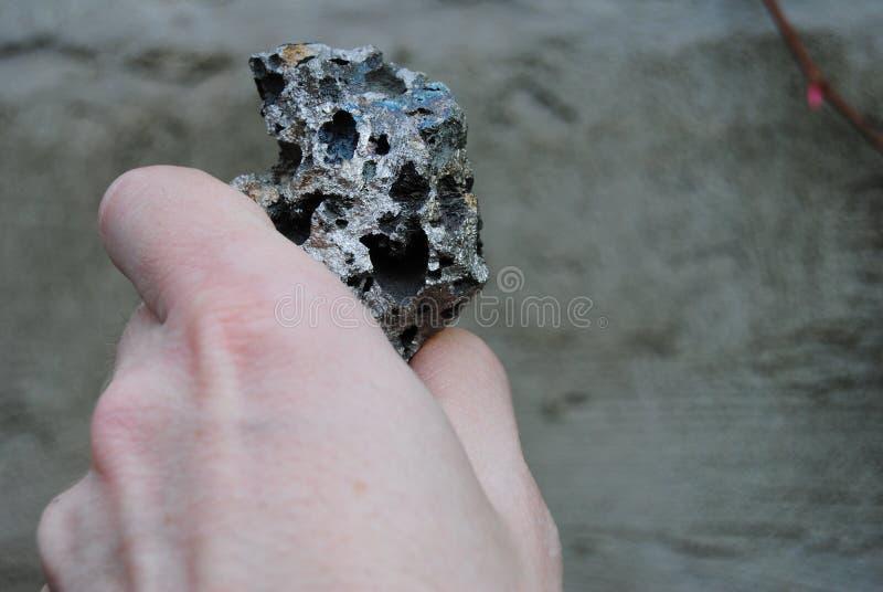Руда шишки стоковая фотография rf