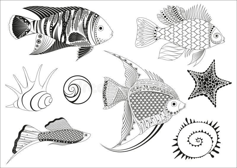 Рыба бесплатная иллюстрация