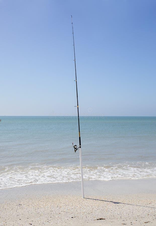Рыбная ловля соленой воды стоковые фотографии rf