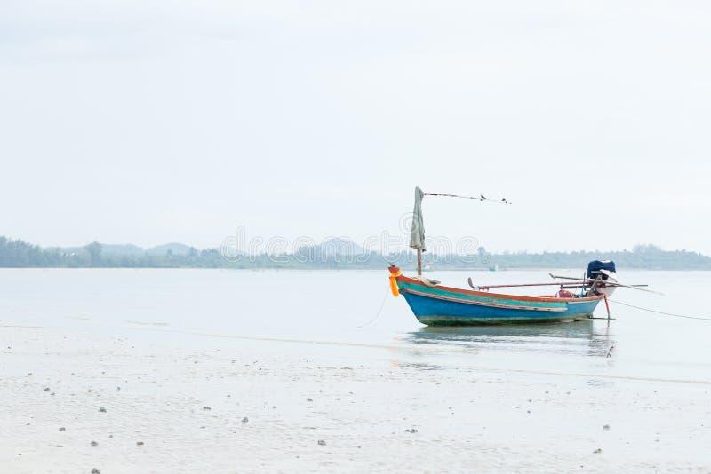 рыболовство шлюпки малое стоковые фото