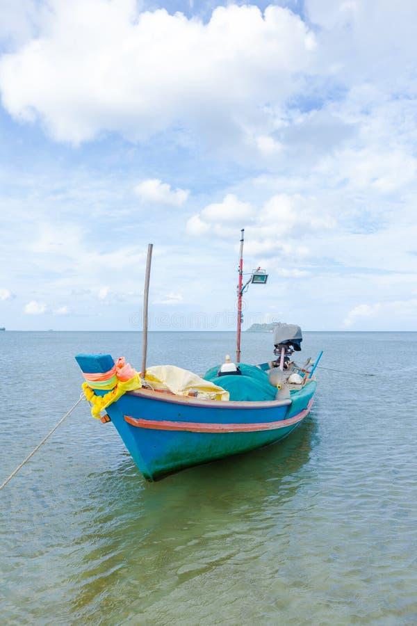 рыболовство шлюпки малое стоковые изображения rf