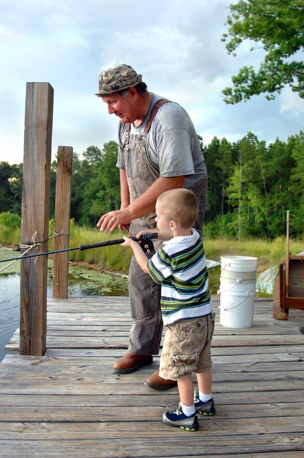 рыболовство brehm стоковая фотография rf