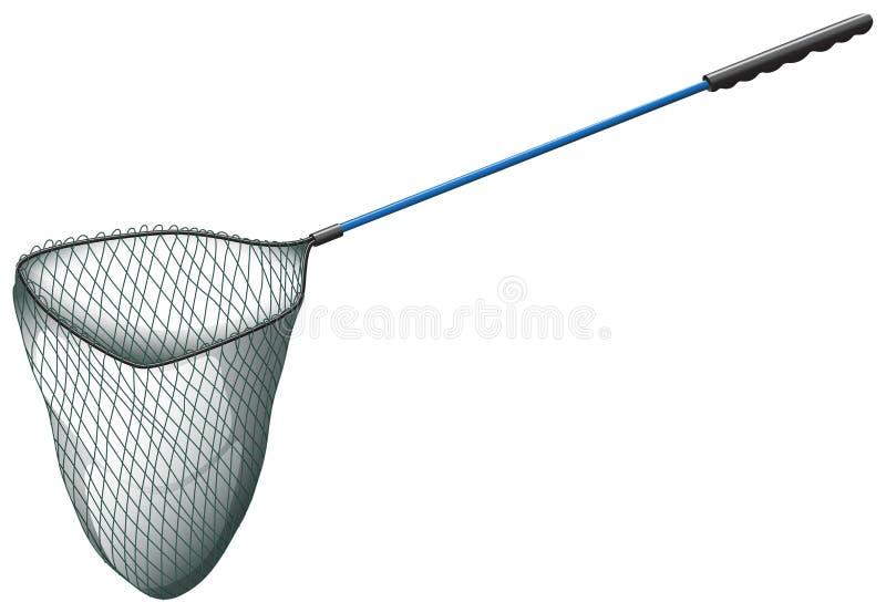 Рыболовная сеть иллюстрация вектора