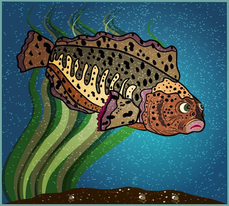Рыбы ланцета бесплатная иллюстрация