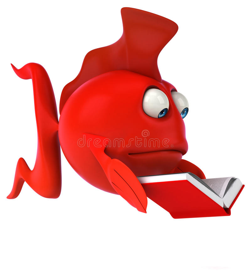 Рыбы потехи иллюстрация вектора