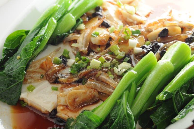 Рыбы тофу сухие стоковые фотографии rf