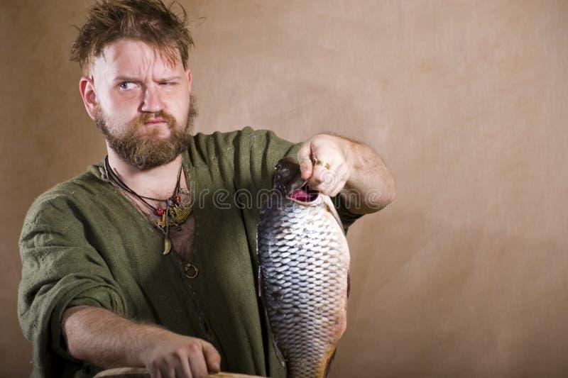 рыбы viking стоковое фото