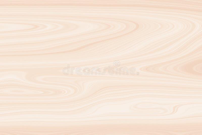 Рыжеватокоричневая деревянная картина предпосылки, планка естественная иллюстрация вектора