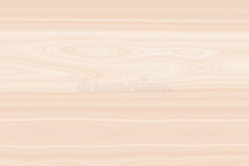 Рыжеватокоричневая деревянная картина предпосылки, тимберс иллюстрация вектора