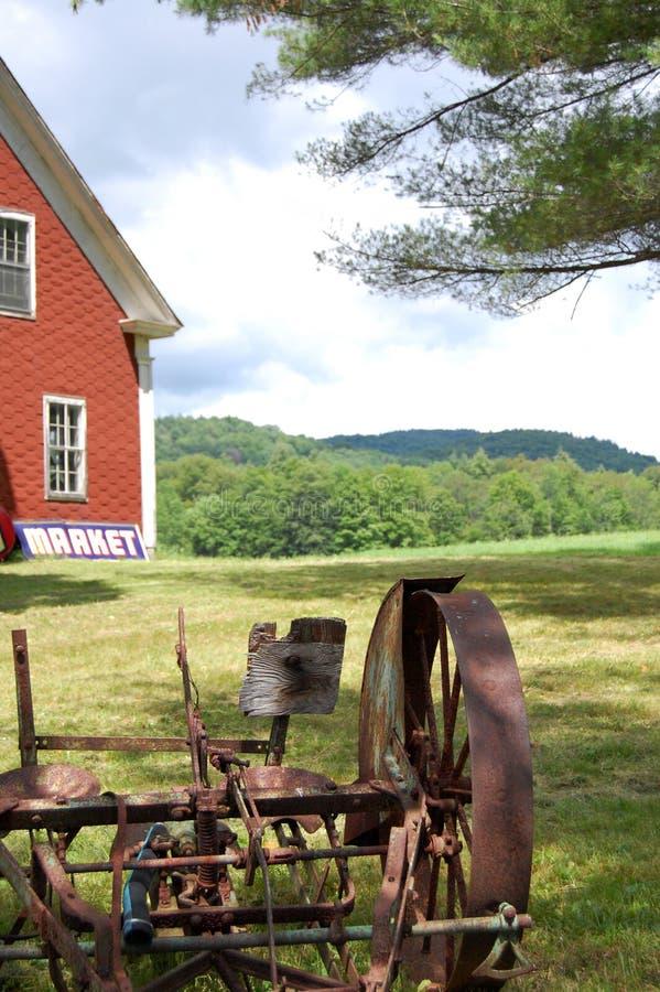 рынок Вермонт стоковое изображение