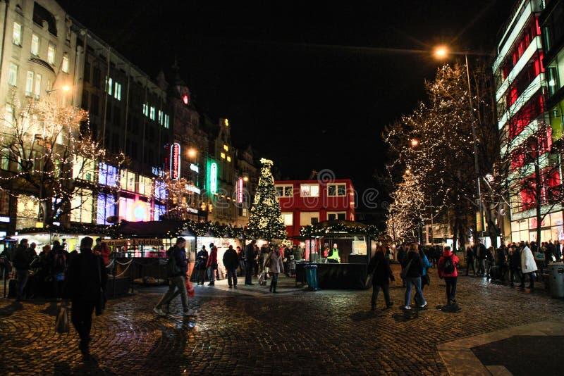 рынок рождества berlin Германия стоковые изображения