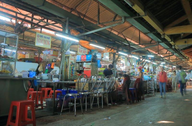 Рынок Чайна-таун Хошимин Сайгон Вьетнам Binh Tay стоковые фото