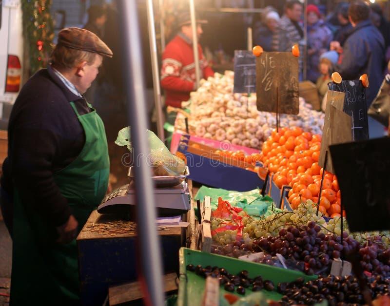 рынок стоковое фото