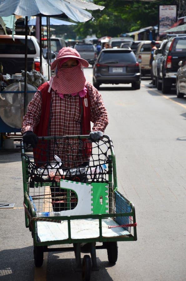Рынок Chatuchak в Бангкоке стоковые изображения rf