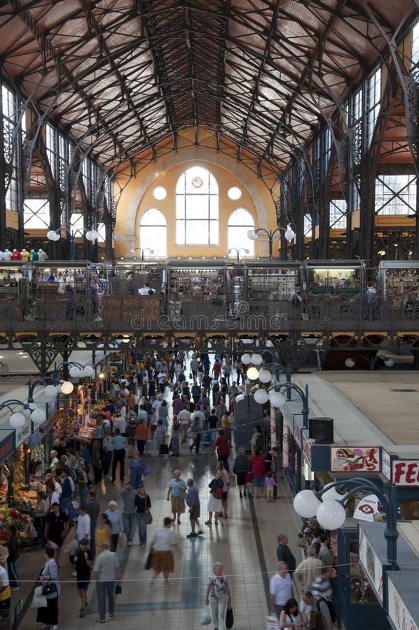 рыночное месте budapest стоковая фотография rf