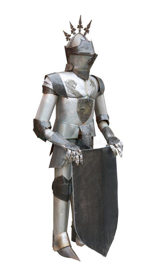 рыцарь выреза стоковая фотография