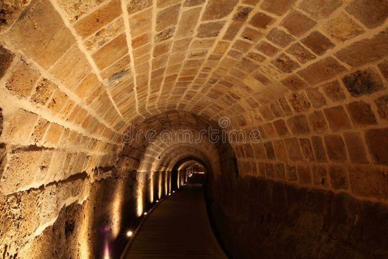 рыцарь замока акра templar стоковые фото