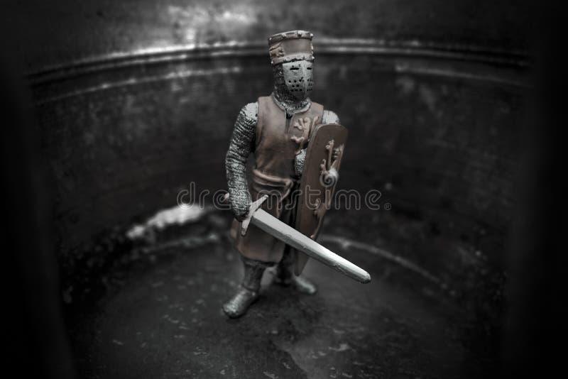 Рыцарь стоковая фотография rf