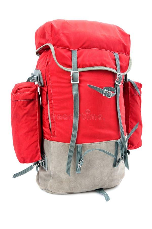 рюкзак стоковое изображение