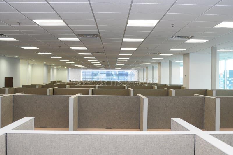 рядок офисов стоковые фотографии rf