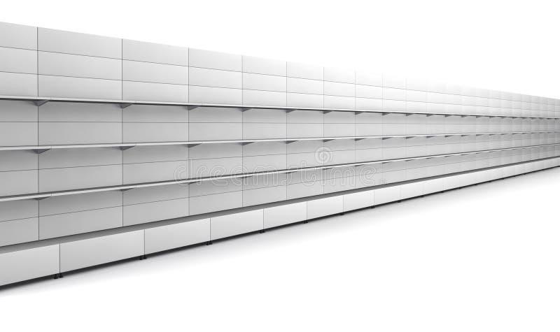 Рядок сек для рекламировать иллюстрация вектора