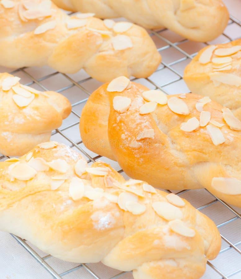 рядок хлеба стоковые фотографии rf