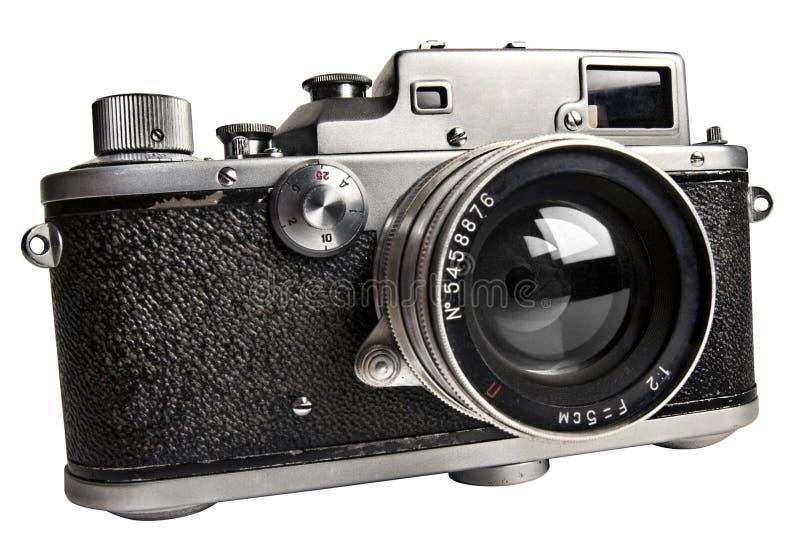 ряд искателя камеры старый стоковое изображение rf