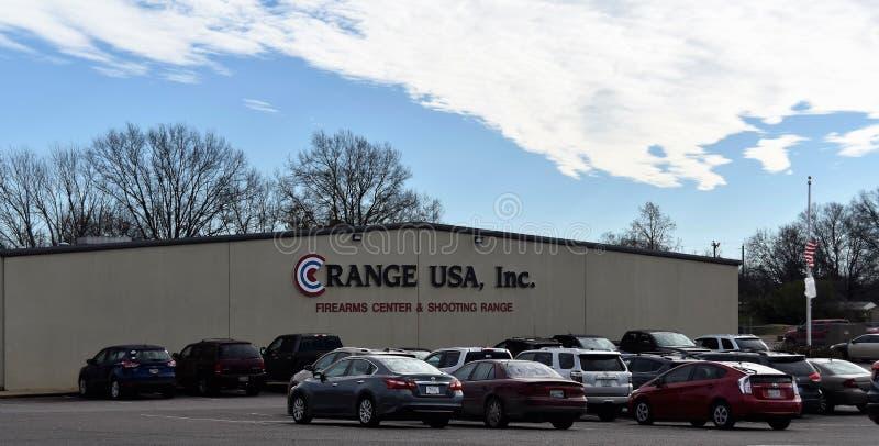 Ряд США, Inc, Bartlett, TN стоковые изображения rf