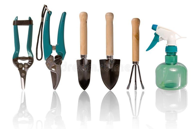 садовничая малые инструменты стоковые фото