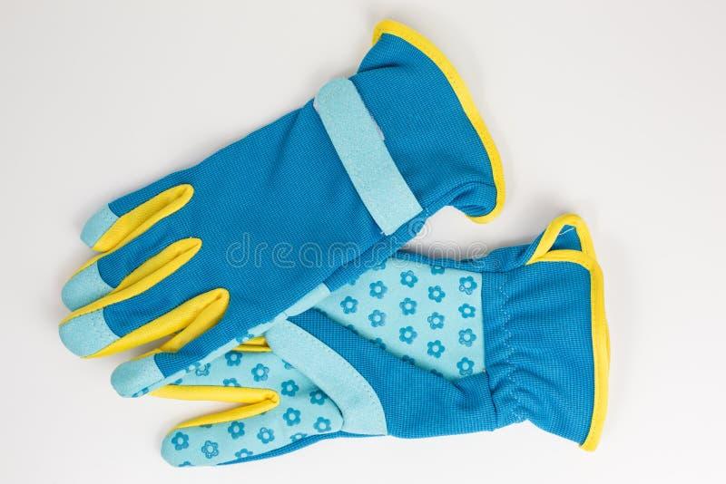Садовничая перчатки стоковая фотография rf