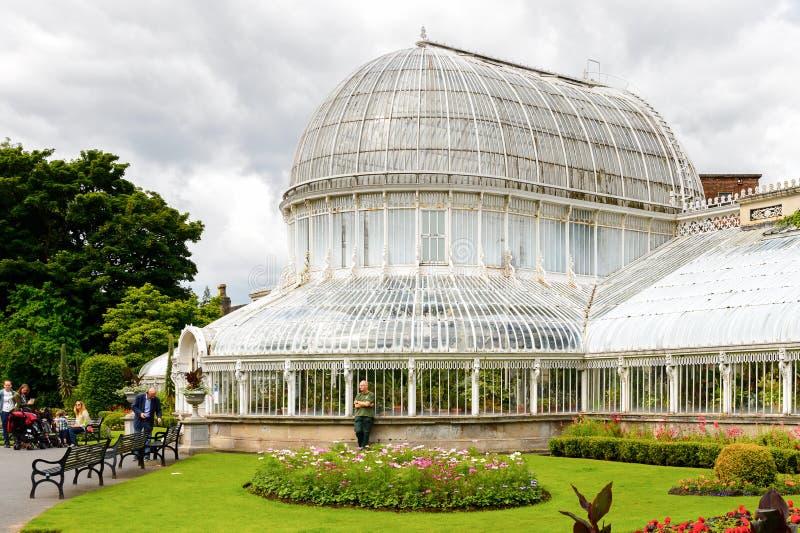 сады belfast ботанические стоковая фотография rf