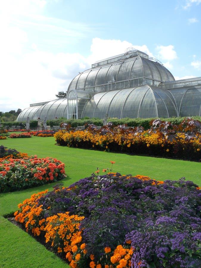 Сады Kew стоковые изображения rf