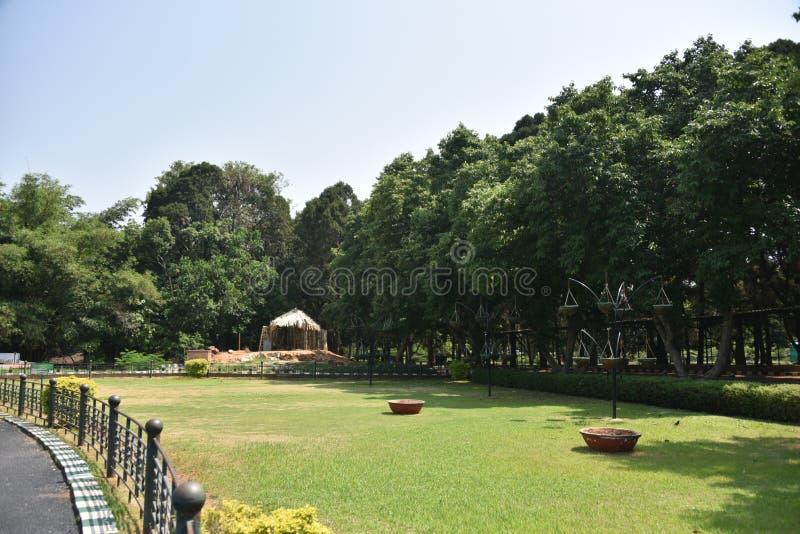 Сады Lalbagh ботанические, Бангалор, Karnataka стоковые фото