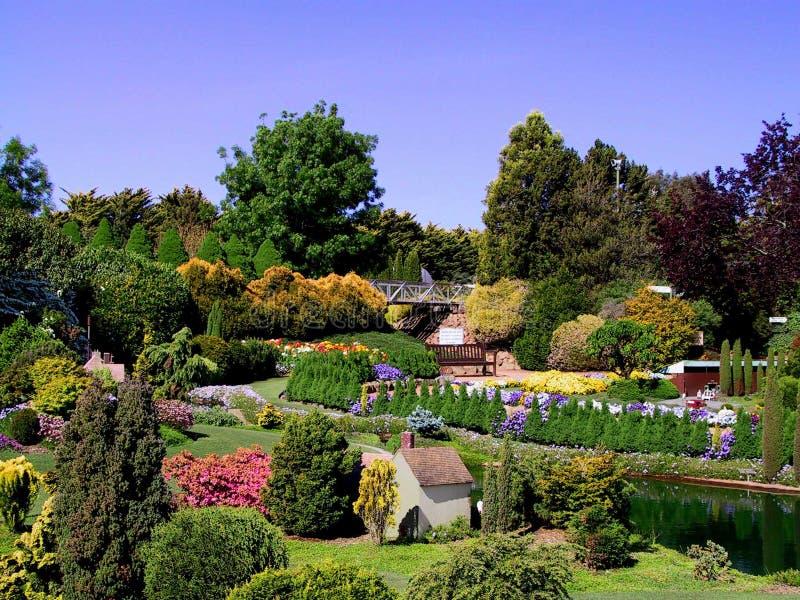 сад Австралии canberra  стоковая фотография rf