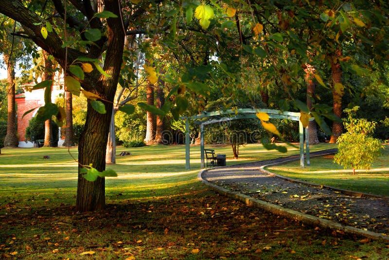 Download сад мирный стоковое изображение. изображение насчитывающей старо - 6867413